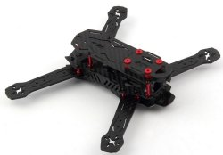 Rama Quadrocopter 250 Pro - Bat Warrior