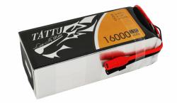 16000mAh 22.2V 15C TATTU Gens Ace