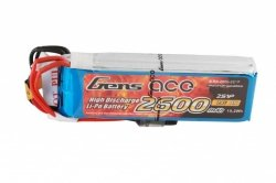 2600mAh 7.4V Transmitter Pack Gens Ace