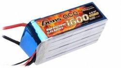 1600mAh 22.2V 40C Gens Ace