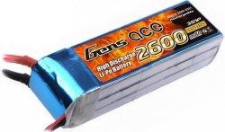 2600mAh 11.1V 60C Gens Ace