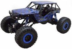 Rock Crawler 4WD 1:10 - Niebieski