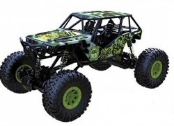 Rock Crawler 4WD 1:10 Crazy Suv Rock Through
