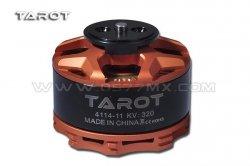 Silnik bezszczotkowy Tarot 4114/320KV Orange TL100B08-02