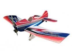 Samolot Dancing Poke KIT (1150mm) + Motor + ESC + 4x Serwo