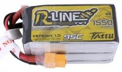 1550mAh 18.5V 95C TATTU R-Line Gens Ace