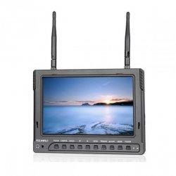 Monitor FPV PVR732 (DVR, 7 IPS, 600p, 5.8GHz, 32CH, 2200mA)