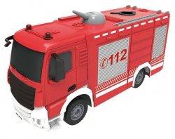 Wóz strażacki strzelający wodą 1:26 2.4GHz