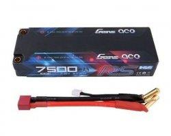 7500mAh 7.6V 100C RS HardCase Lipo49# Gens Ace