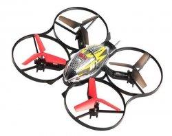 Syma X4 (2.4GHz, 4CH, zasięg do 50m, czas lotu do 8 minut) - Żółty