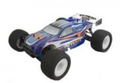 VRX Racing Niebieska karoseria do VRX-1 Truggy - R0021