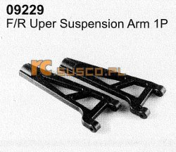 F/R Upper suspension arm 1P