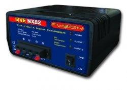 Ładowarka Fusion 5ive NX82 6-8 NiMH 2x 5A AC