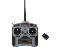DX5e DSM X Spektrum Air AR610 Mode 2 Mode 2 lub 1