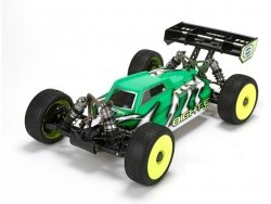 TEAM LOSI RACING  8ight-E Buggy 1:8 4.0 Race Kit
