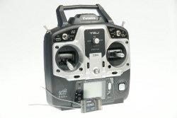 FUTABA T6J + R2006GS 2.4 GHz FHSS/S-FHSS