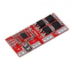 Moduł BMS PCM PCB ładowania ogniw 18650 - 30A - 4S do 16.8V - do ogniw LI-ion 18650