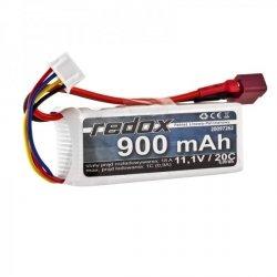 Akumulator Redox 900 mAh 11,1V 20C - pakiet LiPo