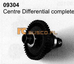 Centre Differential complete