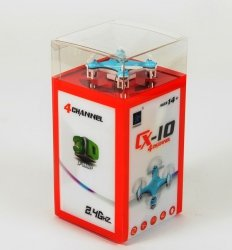 HIT DRON QUADCOPTER CX-10 NANO 2,4 GHZ PROMOCJA