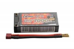 Akumulator LiPo Gens Ace 7000mAh 3,7V 50C Hardcase