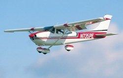Sonic-Modell: Cessna 182 Sky Lane KIT (rozpiętość 141cm, klasa 500)