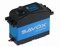 SAVOX SERWO SW-0240MG HV DIGIT JUMBO WATERPROF IP67