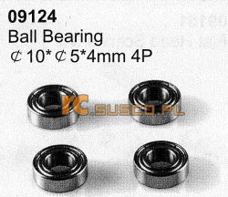 Ball bearing 10*5*4mm 4P