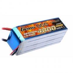 Akumulator Gens Ace 4000mAh 22,2V 25C 6S1P
