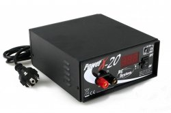 Zasilacz sieciowy Power X-20 (10-15V / 1-20A) - Rc System