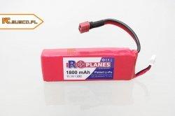Pakiet akumulator R-Planes 11,1V 1800 mAh 20C - PROMOCJA