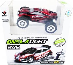 WLTOYS A999/A989 SPEED MONSTER / TRUGGY 2,4 GHZ