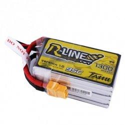 Akumulator Tattu R-Line 1300mAh 18,5V 95C 5S1P