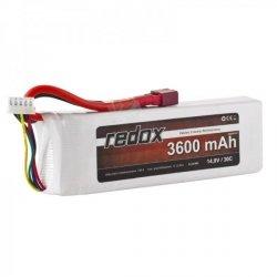 Redox 3600 mAh 14,8V 30C - pakiet LiPo