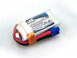 Akumulator Li-po Dualsky 1300 mAh 30C/5C 11.1V