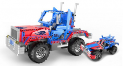 Optimus Prime - do zbudowania z klocków - ZDALNIE STEROWANY