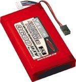 VTEC Tx-Pack 3S1P 3600 mAh 11.1V Li-Pol - M11, MX3, Futaba 3PK