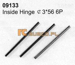 Inside hinges 3*56 6P