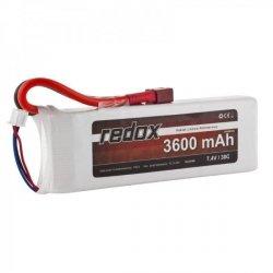 Redox 3600 mAh 7,4V 30C - pakiet LiPo
