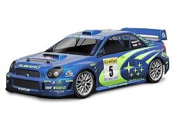 SUBARU IMPREZA WRC 2001 BODY (200MM)
