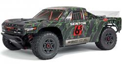 Model RC ARRMA Senton 6S BLX 4WD RTR 1/10 czarno/zielony