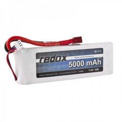 Redox 5000 mAh 7,4V 20C - pakiet LiPo
