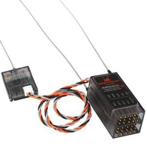 Spektrum DSM2 - odbiornik 9CH Carbon Fuselage AR9300