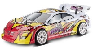 ON-ROAD DRIFT RC ARE2 BEZSCZOTKOWY ANSMANN RACING 60 km/h