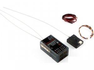 Spektrum DSM X - odbiornik 9CH AR9320T Carbon Te