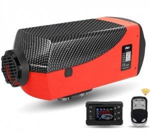 8 kW 12V Nagrzewnica powietrza na olej napędowy (Samochód, Przyczepa, Kamper, Garaż, Warsztat, Bus)