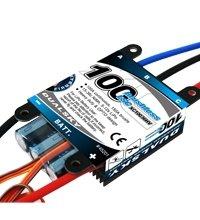 Regulator Dualsky 100A V2 OPTO High Voltage