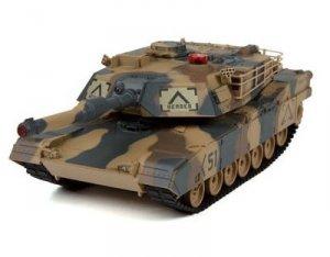 Abrams M1A2 2.4GHz RTR 1:24- Żółty