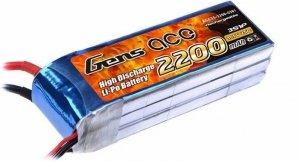2200mAh 11.1V 25C XT-60 Gens Ace