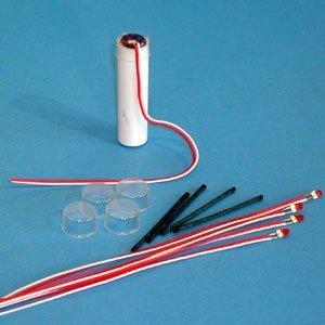 Elektryczny zapalnik dla świec AX-18 - 5szt